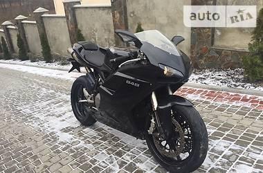 Ducati 848  2010