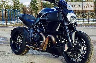 Ducati Diavel Carbon  2016