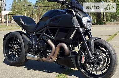 Ducati Diavel Carbon  2015