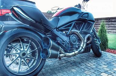 Ducati Diavel Carbon  2012