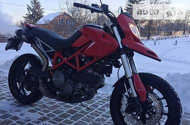Ducati Hypermotard 796 2012