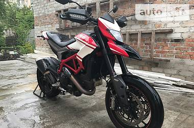 Ducati Hypermotard sp 2015