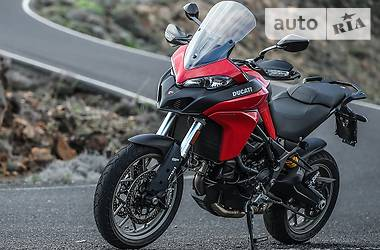 Ducati Multistrada 1200 S touring pack 2016