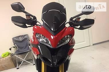 Ducati Multistrada s 1200 2011