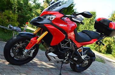 Ducati Multistrada 1200 S Carbon 2014