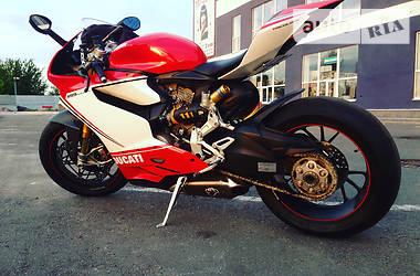 Ducati Panigale 1199S tricolore 2012