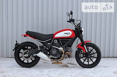 Ducati Scrambler Icon 796 2015