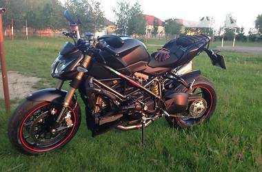 Ducati Streetfighter 848 2014