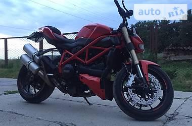 Ducati Streetfighter Strit 848 2014