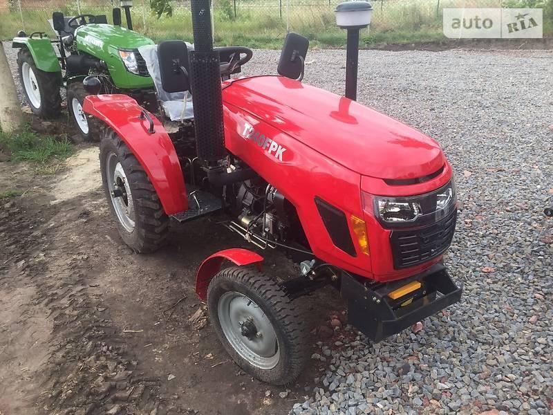 Трактор сельскохозяйственный DW 240