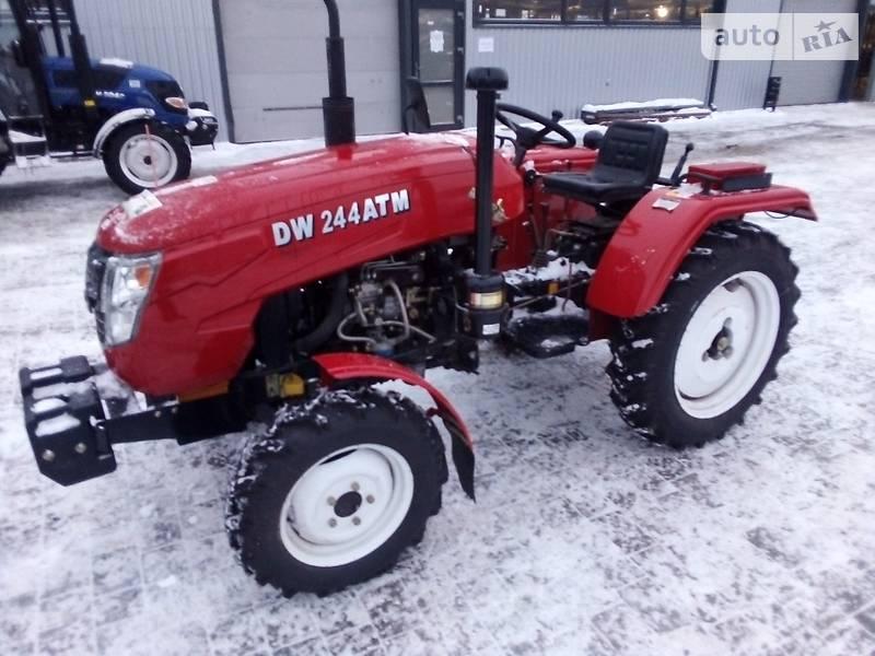 Трактор сельскохозяйственный DW 244