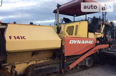 Dynapac F141 С 2007