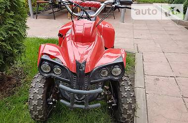 E - ATV Profi HB-EATV800 2014