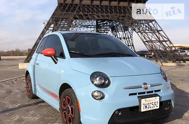 Цены Fiat 500e Электро
