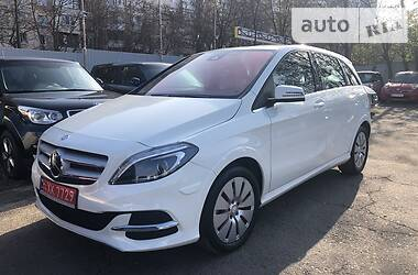 Цены Mercedes-Benz B 250 Электро