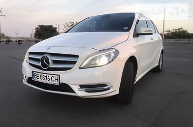 Ціни Mercedes-Benz B 250 Електро