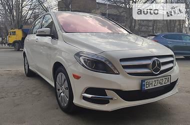 Цены Mercedes-Benz B 250e Электро