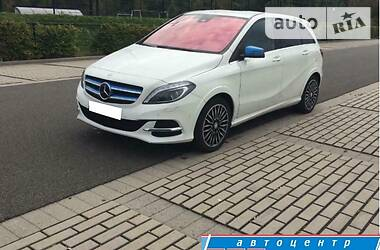 Цены Mercedes-Benz B-Class Electric Drive Электро