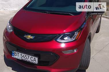Цены Chevrolet Bolt EV Электро
