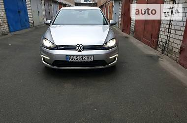 Цены Volkswagen e-Golf Электро
