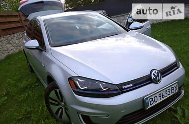 Цены Volkswagen e-Golf Электро