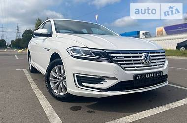 Цены Volkswagen e-Lavida Электро