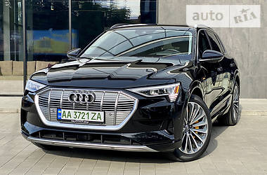 Цены Audi e-tron Электро