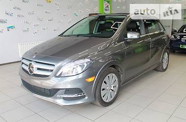 Ціни Mercedes-Benz Electric Drive Електро