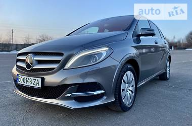 Цены Mercedes-Benz Electric Drive Электро