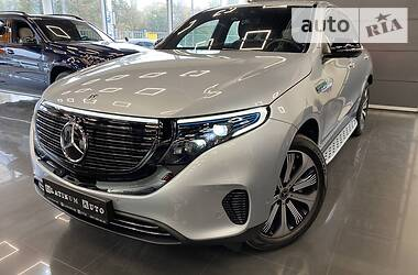 Цены Mercedes-Benz EQC Электро