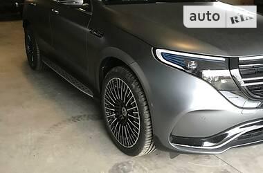 Ціни Mercedes-Benz EQC Електро