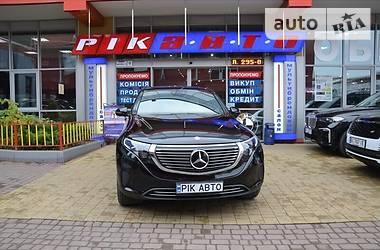 Цены Mercedes-Benz EQC Электро