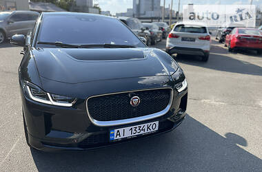 Цены Jaguar I-Pace Электро