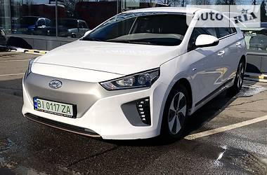 Цены Hyundai Ioniq Электро