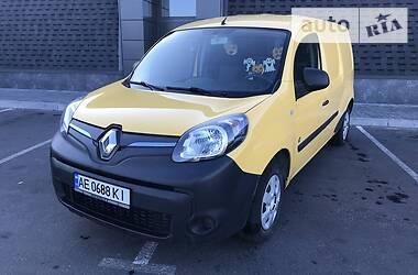 Цены Renault Kangoo груз. Электро