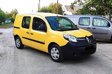 Ціни Renault Kangoo груз. Електро