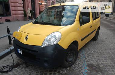 Ціни Renault Kangoo пасс. Електро