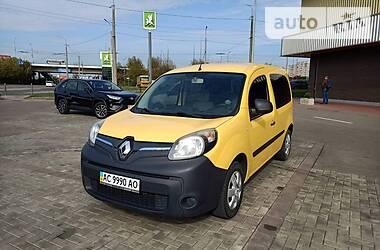 Цены Renault Kangoo пасс. Электро