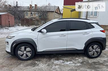 Ціни Hyundai Kona Електро