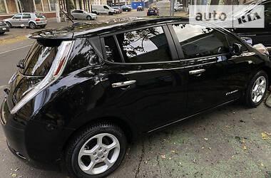 Цены Nissan Leaf Электро