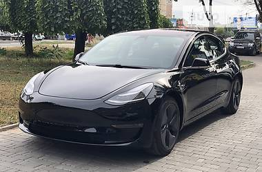 Цены Tesla Model 3 Электро