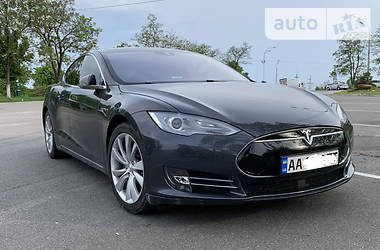 Цены Tesla Model S 85D Электро