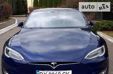 Цены Tesla Model S 90D Электро