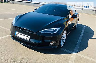 Цены Tesla Model S P85D Электро