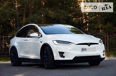 Цены Tesla Model X 75D Электро