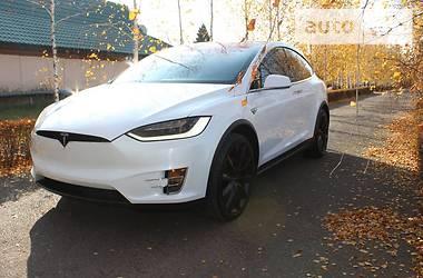 Цены Tesla Model X Электро