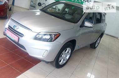 Цены Toyota Rav 4 Электро