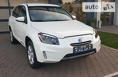 Цены Toyota RAV4 EV Электро