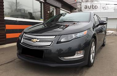 Цены Chevrolet Volt Электро