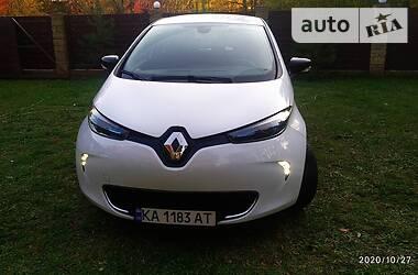 Цены Renault Zoe Электро